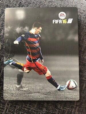 Fifa 16 Xbox One Steelbook Limited Special Edition Game Pal Uk