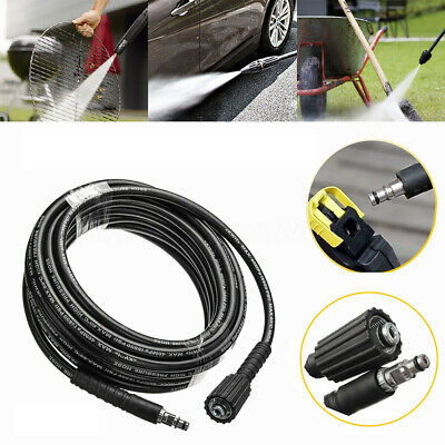 10m 33ft High Pressure Car Washer Water Cleaning Hose for Karcher K2 K3 K4 K5