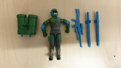 GI Joe Body Part  1990 Undertow V1       Right Arm    C8.5 Very Good