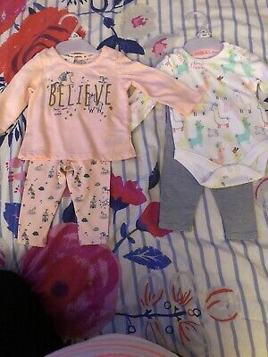 Unwanted Baby Girls Clothes Bundle 0-3 Months BNWT