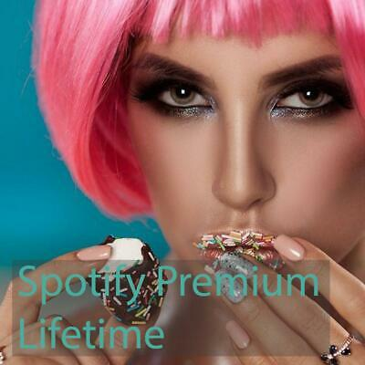 Spotify Premium-LIFETIME Warranty- FAST DELIVERY