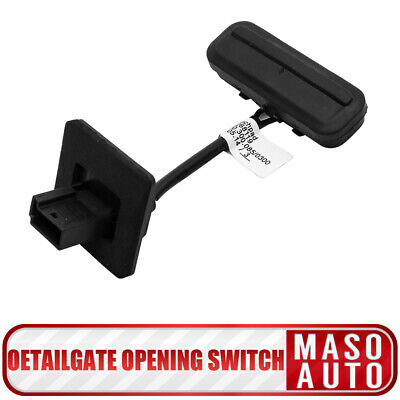 Tailgate Boot Opening Trunk Switch For Vauxhall Insignia Hatch 08-16 13422268