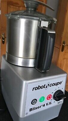 Robot Coupe Blixer 4VV 4.5 Litrevery good condition not used much no attachments