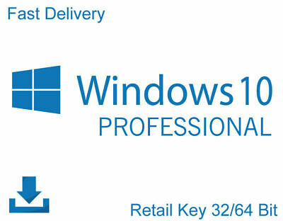 Windows 10 professionnel Clé de licence