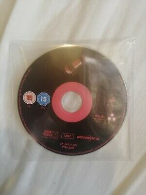 Baby Driver (2017) Blu-ray DISC ONLY