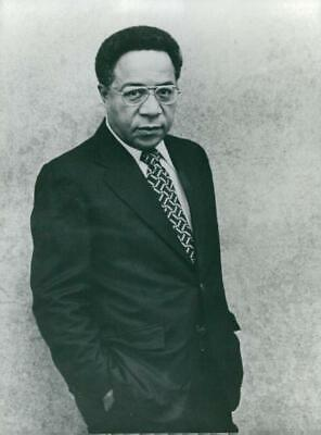 Alex Haley author - Vintage photo