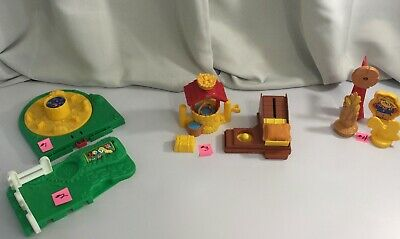 Fisher-Price Little People Farm Accessories YOU CHOOSE Lot Number 1, 2, 3 or 4