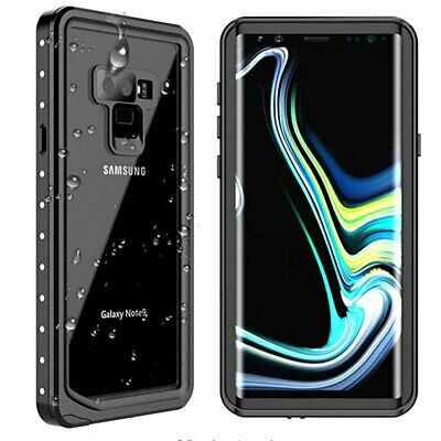 Waterproof Heavy Duty Drop Proof Case Cover for Samsung Galaxy S10 S9 S8 Note 9