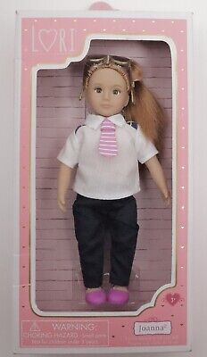 LORI by (Our Generation) Joanna Doll NO RESERVE!!