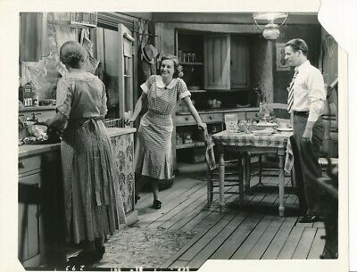 JOAN CRAWFORD Deleted Scene Vintage 1931 PRODUCTION STILL POSSESSED MGM Photo