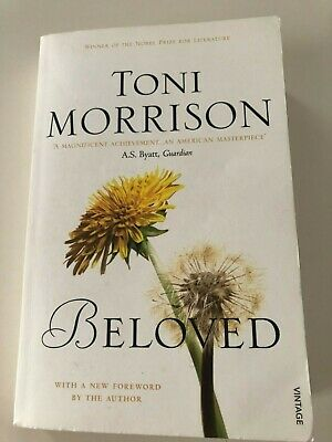 Beloved - Toni Morrison - Paperback - Vintage Books - 2005