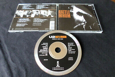 U2 - Rattle And Hum - CD (Germany 353 400)