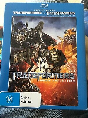 Transformers Movie Collection Blu Ray