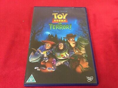 Toy Story of Terror DVD - Pal UK -