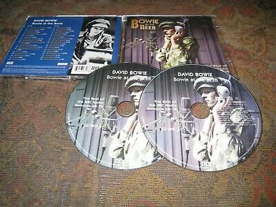 David Bowie At The Beeb Best Of The Bbc Sessions Used Two Disc Uk Cd Album.