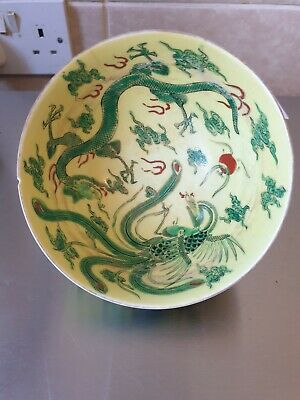 Japanese Antique hand painted bowl