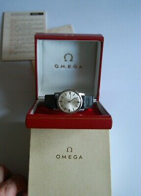 Omega Ω Seamaster Automatic Mens Wrist Watch - Vintage Working Box & Papers