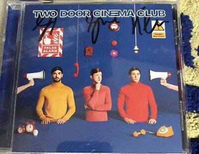 Two Door Cinema Club - False Alarm (NEW CD ALBUM) Signed