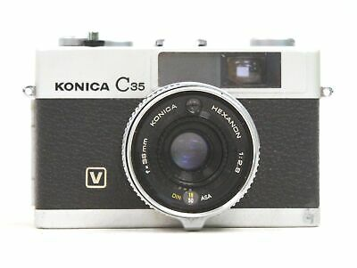 KONICA C35 35mm Camera With Hexanon 38mm Lens  - P07