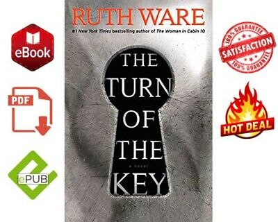 THE TURN OF THE KEY by Ruth Ware 🔥Best Seller 🔥 🎁epub, pdf, mobi 🎁