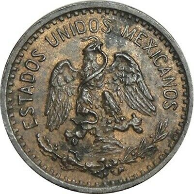 1906 Mexico Centavo about Uncirculated/Uncirculated