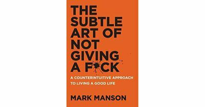 The Subtle Art of Not Giving a Fuck (Fck)[PDF]