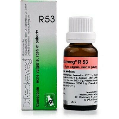 DR RECKEWEG GERMANY Drops Homeopathic Medicine R 1 TO R 89