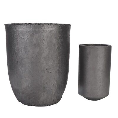 Useful Graphite Furnace Casting Foundry Crucible Melting Tool For Jewelry Making