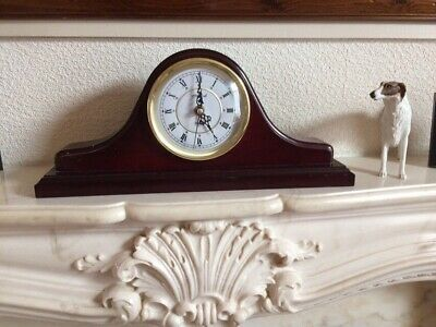 Presenting This Handsome 'Highland' Art Deco Mantle Clock.