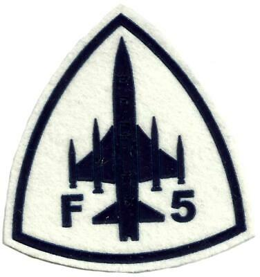 Ejercito Aire Caza F- 5 Fighter Spain Air Force  Eb00985 Parche