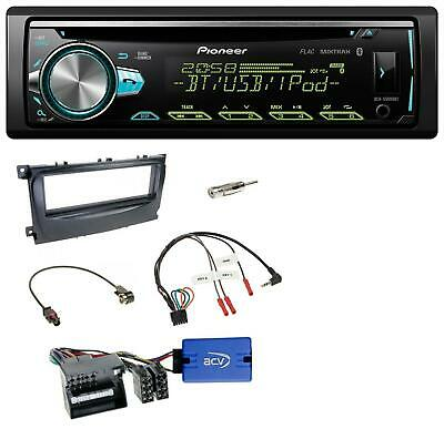 Pioneer Lenkrad MP3 USB CD Bluetooth Autoradio für Ford Focus C-Max Galaxy ab 07