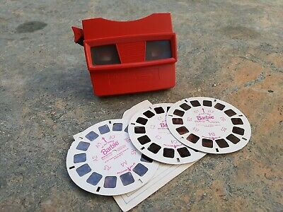 View-Master 3D Bildbetrachter - Model J + Disque-Selection Viii