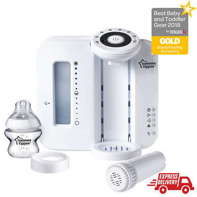 Tommee Tippee Perfect Prep Machine, White. RRP £125. Black or White
