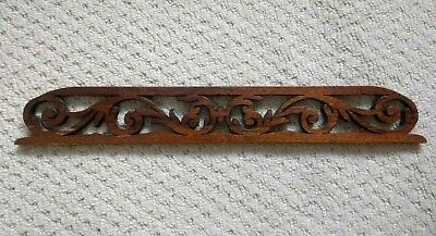 Repair Replacement Parts for Antique Furniture - SMALL DECORATIVE FRETWORK PANEL
