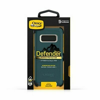 New Authentic Otterbox Defender Series Case Belt Clip For Samsung Galaxy Note 8