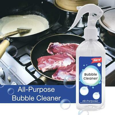 Kitchen Grease Cleaner Multi-Purpose Foam Cleaner All-Purpose Bubble Cleaner ES