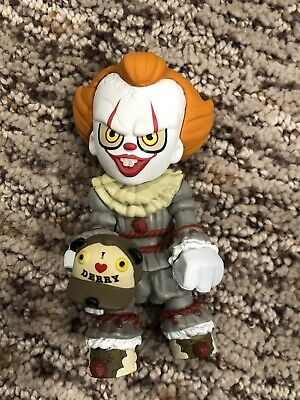 Funko Mystery Mini IT Chapter Two PENNYWISE w/Derry Hat 1/12 Minis