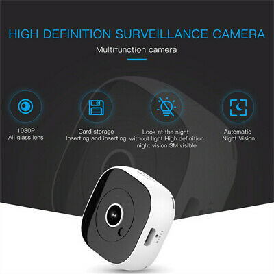 HD1080P Mini Camera Wireless Wifi Home Security Cam Night Vision Motion Detects