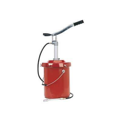 1x Grease Pump Unit For 12.5Kg Keg With Follower Plate GN52
