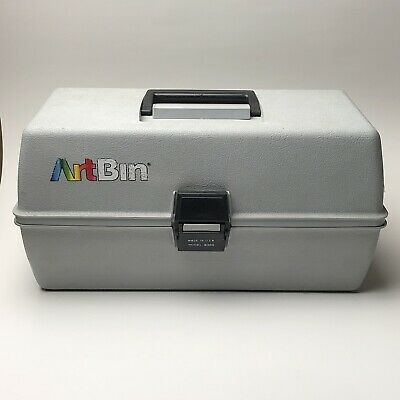 ArtBin Art Supply Box - Portable Carry Tools Crafts Storage Made in USA 8399