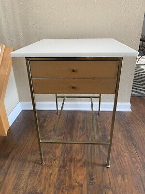 Paul Mccobb Nightstand For Calvin Irwin Collection Table