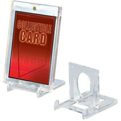 1 Pack of 5 Ultra Pro Two-Piece Small Stand for Card Holders