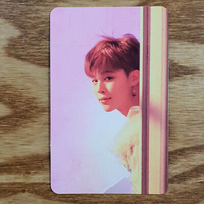 Jimin Official Photocard BTS Love Yourself Answer E Version Genuine Kpop