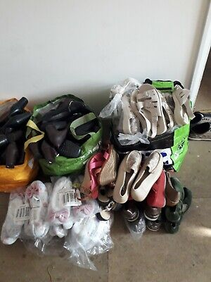 Joblot of mixed shoes × 70 pairs.