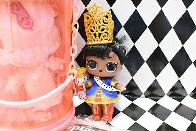 L.O.L. lol Surprise Hairgoals Makeover Series HER MAJESTY Doll Puppe