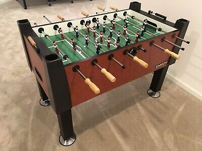 Carrom Yellow Premium Foosball Men Carrom Signature Foosball