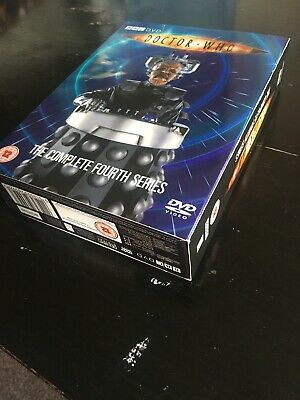 Doctor Who The Complete 4th Series (6-Disc Set)
