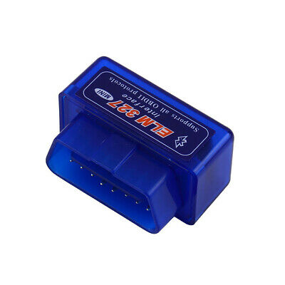 NEW ELM327 Bluetooth Mini OBD2 II Auto Car Diagnostic Interface Scanner Tool