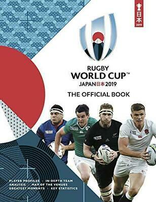 Rugby World Cup 2019 TM by Simon Collings Paperback NEW Book