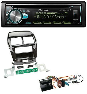 Pioneer AUX MP3 USB CD Bluetooth Autoradio für Citroen C4 Aircross Mitsubishi AS